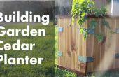 Faire une boîte de planteur pour le jardin