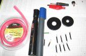 DIY haute tension sonde pour multimètres numériques