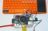 Clignoter une diode avec Scratch sur l'ordinateur de Kano