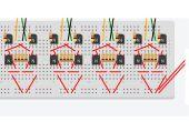 Premiers pas en électronique numérique avec circuit.io