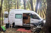 Conversion de Van RV Sprinter personnalisé
