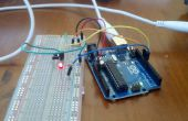 Circuit de début de base Arduino