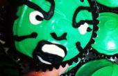 Incroyable Hulk Cupcakes