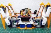 [DIY] Araignée Robot (robot Quad, quadrupède)