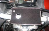 Support iPhone/téléphone intelligent pour moto