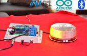 Stroboscope LED TFS Bluetooth