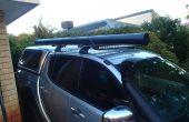 4WD canne à pêche stockage mod
