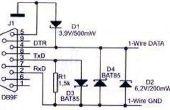 Interface de communication 1-wire