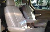 Résoudre le problème commun de dossiers de sièges en cuir non refroidie en été en réutilisant...