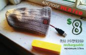 USB : vêtements chauffés