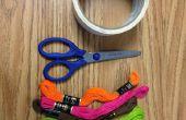 Comment créer un Bracelet d'amitié Candy Stripe