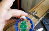 Bottle cap microquadcopter