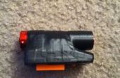 Light rail tactique nerf maison