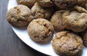 Végétalien Ginger Cookies