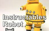 Strawbots : Instructables Robot