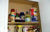 Comment organiser le stockage de placard de cuisine