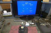 Interfaçage d'un micromètre numérique à un Arduino & moniteur VGA