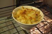 Triple D dans l'eu ' plus Macked Mac & fromage !