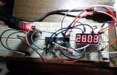Ne compteur pour ATMega328P-PU aucune carte arduino de nécessité aucun registre à décalage et aucun transistor.