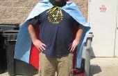Comment faire une cape de super-héros