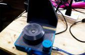 3D imprimés mini-centrifugeuse DIYbio