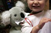 Koala vicieuse attaque enfant Costume