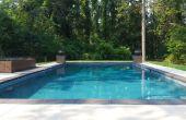 Web Enabled contrôle piscine - framboise Pi