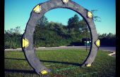 LifeSize Stargate pour Sci-Fi vallée Con
