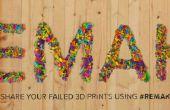 Faire nouveau Filament de vieilles impressions 3D (recyclage)