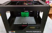 Guide rapide propre MakerBot Replicator 2