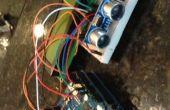 Règle à ultrasons avec écran LCD et Arduino
