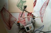 Construction d'un Drawbot avec LEGO