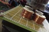 Contrôle de démonstration de Suspension magnétique par Arduino