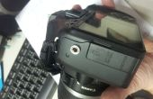 Canon 500D micro externe mod