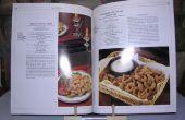 Modèle de recette et histoire livre Stand