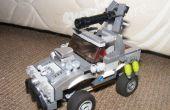 LEGO Halo Warthog (ish) voiture blindée avec Suspension