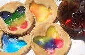 Cookies de gummy bear
