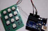 Création d'une résistance de base clavier & Interface avec Arduino !