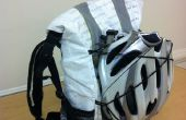 Tyvek Roll top sac à dos d'enveloppes Tyvek USPS.