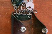 Comment porter le moins de choses - bricolage poche porte-monnaie et porte-clés