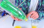 Comment faire un jus presse-agrumes à partir de bouteilles en plastique | BRICOLAGE | TUTORIEL
