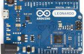 Ajouter contrôleur de jeu USB pour Arduino Leonardo/Micro