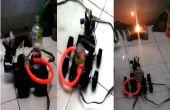 Faire un bon marché Fire Fighting Robot à la maison.