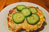 Egg Sandwich petit-déjeuner