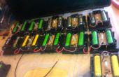 Alimentation en 12 volts DC solaire
