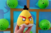 Angry Birds jeu de carnaval