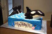 Gâteau de l'épaulard (Orca)