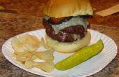 Farci de fromage Burger