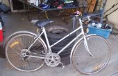 Comment réparer un vieux vélo