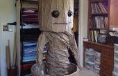 GROOT-danse costume bébé Groot (papier tous les costumes à bas prix)